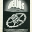 1939 Helios Watch Company Bevilard Switzerland Vintage 1939 Swiss Ad Suisse Advert Horology