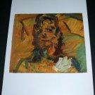 Frank Auerbach Head of Ruth Bromberg Art Ad