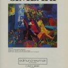 Nicola Simbari The Patio 1980 Art Ad Advert Advertisement