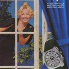 1972 Nepro Watch Company Nepro Elevox Advert Vintage 1972 Swiss Ad Suisse Advert Horlogerie