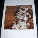 Frank Auerbach Head of Helen Gillespie II Art Ad Advert