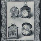 1969 Swiza Clock Company Delemont Switzerland Vintage 1969 Swiss Ad Suisse Advert Horology