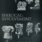 Sculptor Miguel Berrocal Involvement Vintage 1977 Art Ad