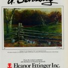 A. Sehring Pruning Vintage 1981 Art Ad
