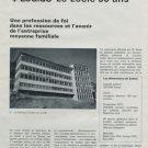 1972 Zodiac Watch Company Switzerland 90th Anniversary Vintage 1972 Swiss Magazine Article Suisse