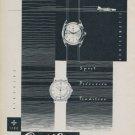 Cortebert Watch Company Switzerland Vintage 1959 Swiss Ad Suisse Advert Horology