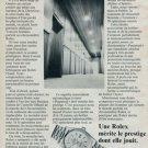 1971 Rolex Watch Company Switzerland Vintage 1971 Swiss Ad Suisse Advert Horology
