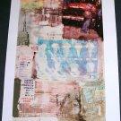 Robert Rauschenberg Tour (Anagram) Art Ad Advertisement