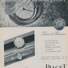 1958 Piaget Watch Company Switzerland Vintage 1958 Swiss Ad Suisse Advert Horlogerie Horology