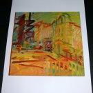 Frank Auerbach Koko Mornington Crescent Art Ad Advertisement