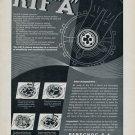 1955 Parechoc Company KIF A Le Sentier 1955 Swiss Ad Suisse Advert Horology