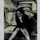 Richard Diebenkorn (1960-65) Art Ad Advertisement