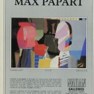 Max Papart Married Lady 1980 Art Ad Advert Advertisement