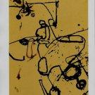 Richard Diebenkorn (1953) Art Ad Advertisement