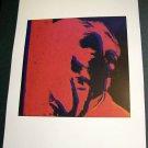 Andy Warhol Self-Portrait (1967) Art Ad