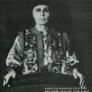 Louise Nevelson A Celebration at 80 1980 Art Exhibition Ad 80th Birthday Advertisement