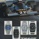 1977 Tissot Watch Company Quartz Vintage 1977 Swiss Ad Suisse Advert Horlogerie