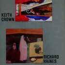 Keith Crown Richard Haines Vintage 1981 Art Ad Advertisement