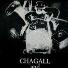 Chagall and Vollard 1981 Art Exhibition Ad Galerie Matignon, Paris
