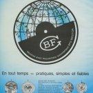 BFG Watch Company Baumgartner Freres SA Company 1977 Swiss Ad Suisse Advert