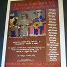 Romare Bearden Soul Three Art Ad Advert African American Art