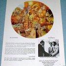1976 Jonas Gerard We The People Vintage 1976 Art Ad Advertisement