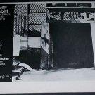 Lowell Nesbitt Drawings 1963 - 71 Vintage 1971 Art Exhibition Ad Advert Gimpel & Weitzenhoffer, NY