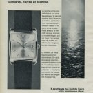 Felca Watch Company Felca & Titoni Switzerland 1965 Swiss Ad Suisse Advert