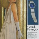 1977 Girard-Perregaux Watch Company Vintage 1977 Swiss Ad Suisse Advert Horlogerie