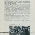 1957 Greiner Electronic S.A. 1957 Swiss Magazine Article Electronics at Service of Watchmaker