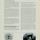 1956 Une Theorie de Centrage des Spiraux 1956 Swiss Magazine Article Horology