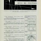 Revue Swiss Horology Patents Inventions 1956 Revue Brevets Suisse l'Horlogerie