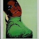 Andy Warhol Ladies and Gentlemen Art Ad