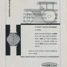 Aureole Watch Company 1956 Swiss Ad Suisse Advert La Chaux-de-Fonds Switzerland Horology