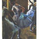 Edgar Degas Preparation Pour La Classe Art Ad