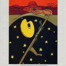 Adami Vintage 1984 Art Exhibition Ad Still Life Marisa del Re Gallery NY Advert