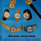 1965 Bulova Watch Company Switzerland Bulova Accutron Advert 1965 Swiss Ad Suisse Advert