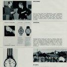 Atlantic Watch Company Mido Favre-Leuba Juvenia 1968 Swiss Magazine Clipping