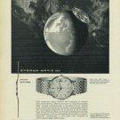 1965 Eterna Watch Company Eterna Matic 1965 Swiss Ad Grenchen Switzerland  Suisse Advert