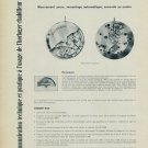1959 A. Schild Watch Company Demontage Disassembly Info Vintage 1959 Swiss Magazine Article