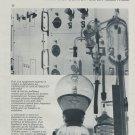 1971 Fabriques D'Assortiments Reunies S.A. Company 1971 Swiss Ad Suisse Advert Horlogerie