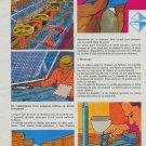 1971 Le Diamant est Eternal The Diamond is Eternal Vintage 1971 Swiss Magazine Article Suisse
