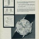 1963 Alpina Watch Company Alpina Union Horlogere SA Switzerland 1963 Swiss Ad Suisse Advert