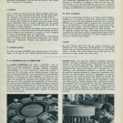 1963 Enicar Watch Company 50th Anniversary 50 Ans 1963 Swiss Magazine Article Horology Horlogerie