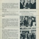 1963 Rolex Watch Company Favre-Leuba Invicta Gubelin 1963 Swiss Magazine Article Horology Horlogerie