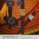 1976 Sabina Watch Company Paul-Virgile Mather SA Tramelan Switzerland 1976 Swiss Ad Suisse Advert