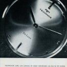 1967 Technos Watch Company Gunzinger Freres SA 1967 Swiss Ad Suisse Advert Horlogerie Horology