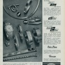 Rodi & Wienenberger Watch Band Company RoWi Vintage 1963 Swiss Ad Suisse Advert Horlogerie Horology