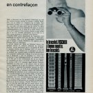 1963 Mido Gagne un Proces en Contrefacon 1963 Swiss Magazine Article Horlogerie Horology