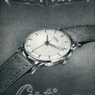 1953 Certina Watch Company Switzerland Vintage 1953 Swiss Ad Suisse Advert Horlogerie Horology
